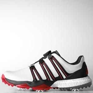 Adidas Powerband Boa Boost Golf Shoe Review Golfalot