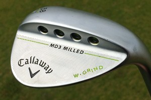 Callaway Mack Daddy 3 Milled Wedge Review Golfalot