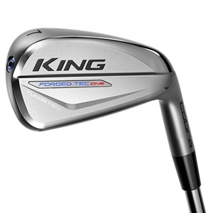 Cobra King Forged TEC ONE Irons