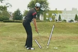 Justin Rose On The Flop Shot