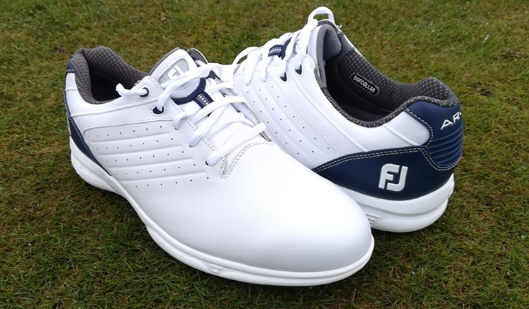 REVIEW: FootJoy ARC SL Golf Shoes
