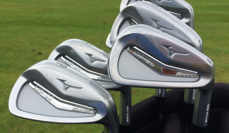 REVIEW: Mizuno MP-25 Irons