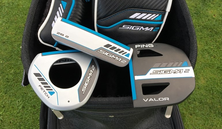 REVIEW: Ping Launch Sigma 2 Putters