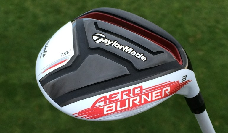 Review: TaylorMade AeroBurner Fairway