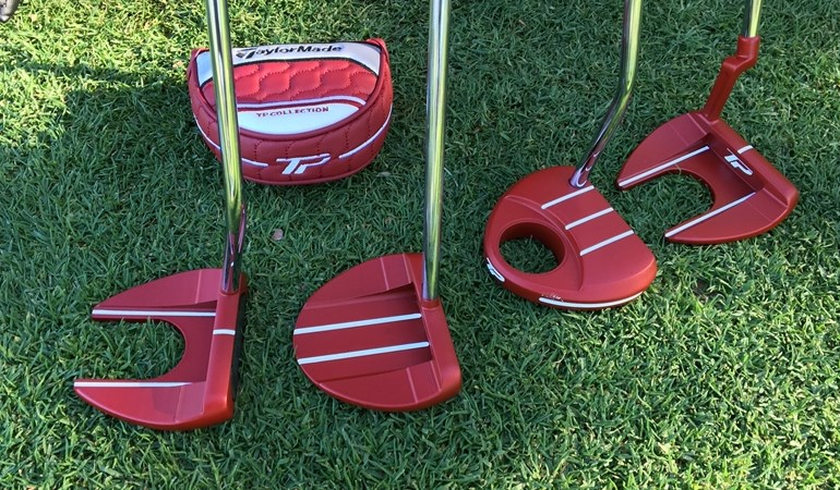 REVIEW: TaylorMade TP Red Putters