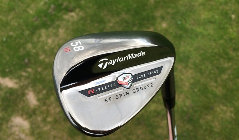 REVIEW: TaylorMade TP EF Wedge