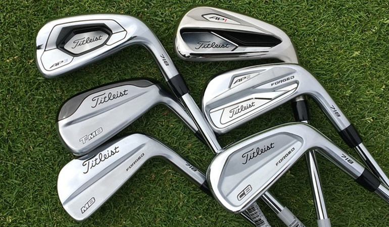 REVIEW: Titleist 718 Irons - AP3 Review