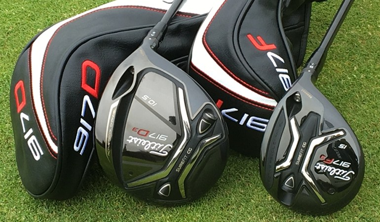 REVIEW: Titleist 917 Driver & Fairways