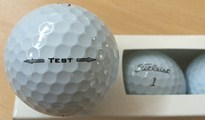 Titleist's 2015 Test Ball