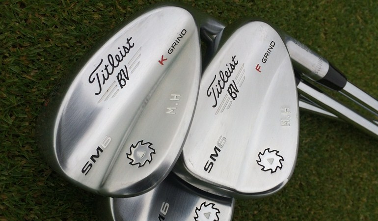 REVIEW: Titleist's Vokey SM6 Wedges