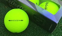 REVIEW: Volvik Vivid Ball