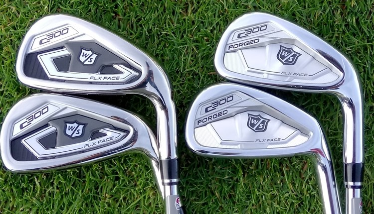 REVIEW: Wilson Staff C300 Irons