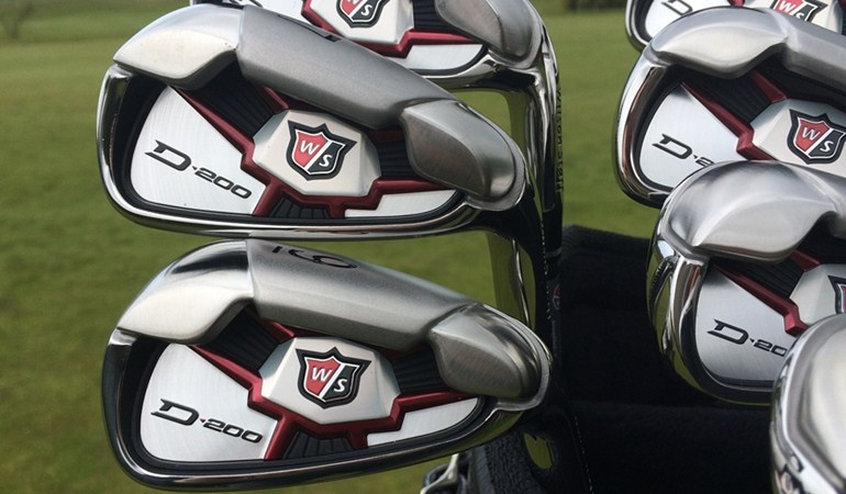 REVIEW: Wilson Staff D200 Irons
