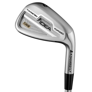 Adams Idea CMB Irons - Back
