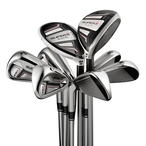 Adams Idea SUPER S Irons - Group