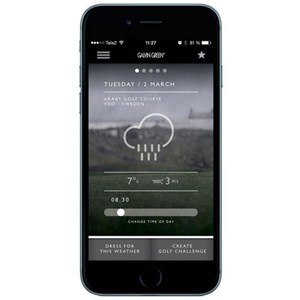 Galvin Green Weather App