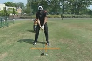 Getting The Correct Ball Position Off The Tee