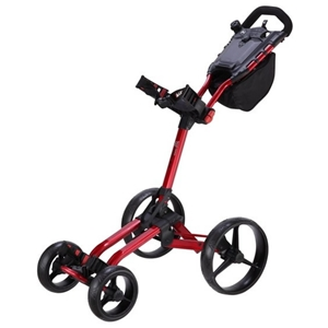 Big Max Wheeler Trolley - Red