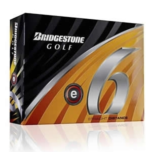 Bridgestone e6 Ball - Box