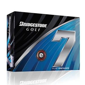 Bridgestone e7 Ball - Box