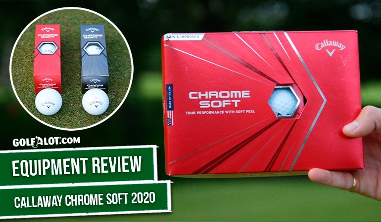 Which ball best suits you: Chrome Soft or Chrome Soft X?