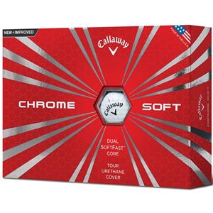 Callaway Chrome Soft 2016 Golf Ball