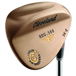 Cleveland 588 Forged Wedge - RTG Hero