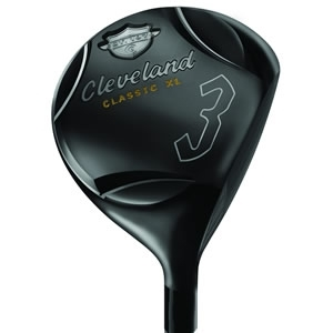 Cleveland Classic XL Fairway - Sole