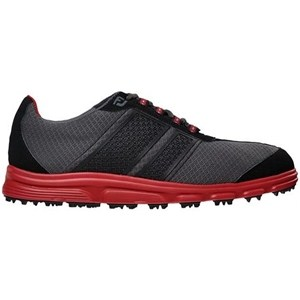 Footjoy Superlites Ct Mens Golf Shoe White Black