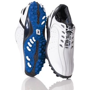 Footjoy FJ Sport Spikeless Shoe - Blue