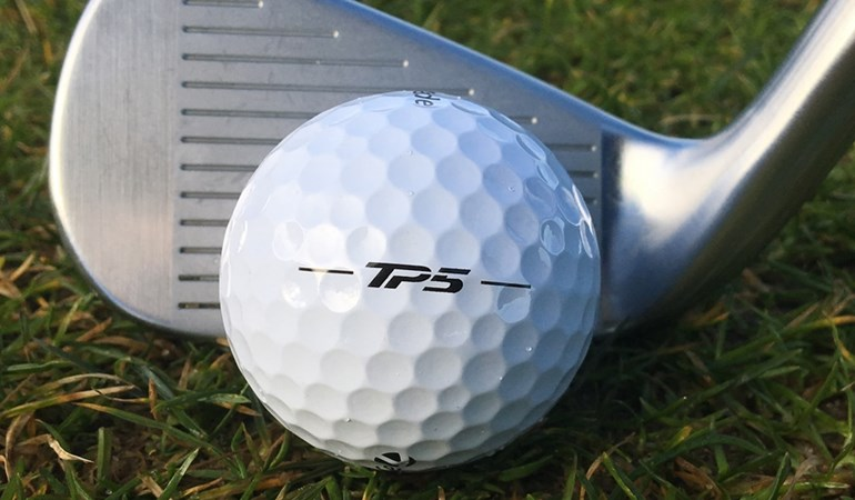 REVIEW: TaylorMade TP5 & TP5x Balls