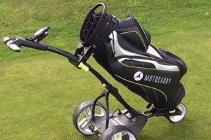 Motocaddy M3 Pro Competition