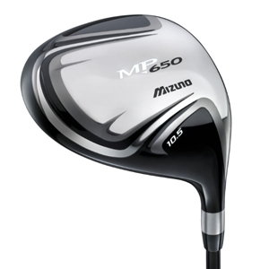 Mizuno MP-650 Driver - Sole View