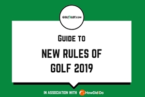 A Guide To The 2019 Rules Of Golf