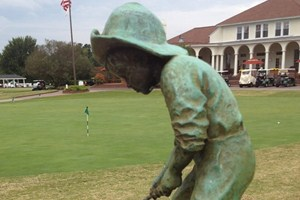 A Pure Round At Pinehurst