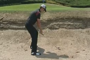 Justin Rose Plugged Bunker Tip