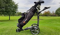 PowaKaddy FX7 GPS Trolley