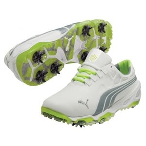 Puma Biofusion Shoe - White/Green