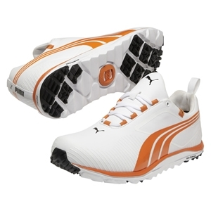 Puma Faas Lite Shoe - White/Orange