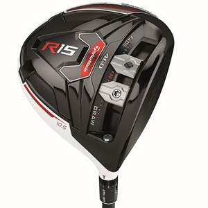 TaylorMade R15 Driver Hero