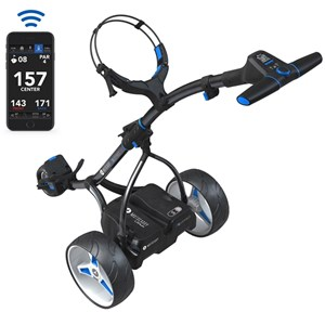 Motocaddy S5 Connect Golf Trolley