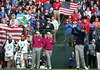 2012 Ryder Cup: Saturday Foursomes