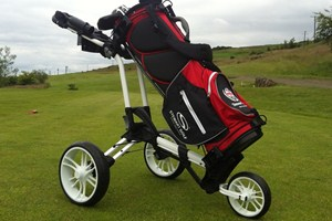 Win A Stewart Trolley & Bag