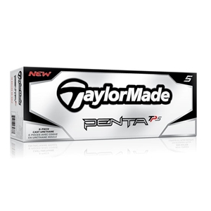 TaylorMade Penta TP-5 Ball - 12-Ball Pack