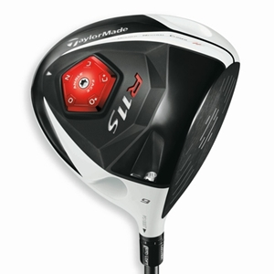 TaylorMade R11S Driver - Sole View