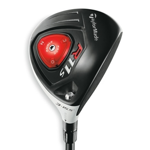 TaylorMade R11S Fairway - Sole View