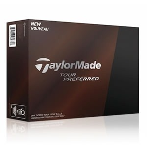 TaylorMade Tour Preferred Box