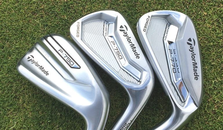 REVIEW: TaylorMade P700 Series Irons