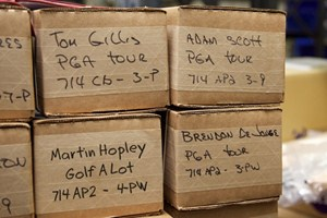 Titleist 714 Prototype Irons Box