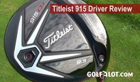 Titleist 915 Driver Review